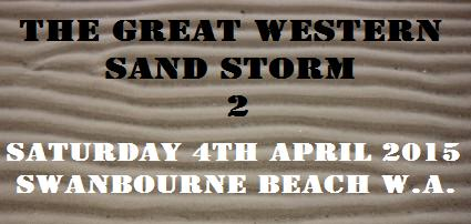 Great Western Sand Storm  2