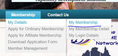 MyMembership