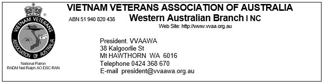 Vietnam Veterans Association Australia